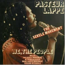 Pasteur Lappe : The People We (Vinyl) (Funk and Soul)