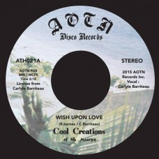 "Cool Creations Of St. Maarten : Wish Upon Love / Night on Beach Island ( (7"" Single) (Funk and Soul)"