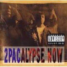 2PAC : 2PACALYPSE Now (2LP) (Vinyl) (Rap and Hip Hop)