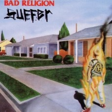 Bad Religion : Suffer (Ltd/Clrd) (Vinyl) (Punk)