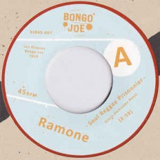 "Ramone / Ti L'afrique : Soul Reggae Prisonnier / Bal Souki Souki (7"" Single) (World Music)"