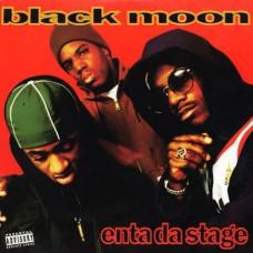 Black Moon : Enta Da Stage (Vinyl) (Rap and Hip Hop)