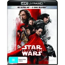 Star Wars-8-The Last Jedi : Bluray (BluRay) (General)