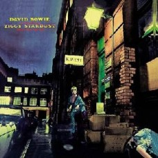 Bowie David : Rise and Fall of Ziggy Stardust (gold) (Vinyl) (General)