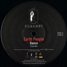 "Earth People : Dance (12"" Vinyl) (Nu Disco)"