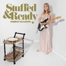Cherry Glazerr : Stuffed and Ready (Opaque Red Vinyl) (Vinyl) (General)