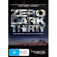 Zero Dark Thirty : Movie (DVD)