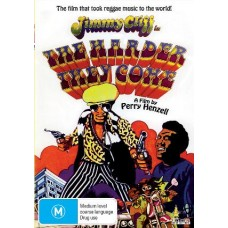 Harder They Come (1972) : Movie (Jimmy Cliff) (DVD)