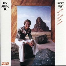 Allen Rex Jr. : Ridin' High (CD) (General)