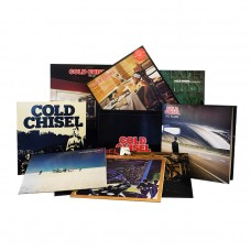"Cold Chisel : Studio Albums Box (10LP / 7"") (Box Sets) (General)"