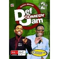 Def Comedy Jam All Stars-Vol. 2 : Various (DVD) (DVD)
