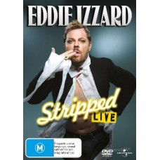 Eddie Izzard-Stripped : Movie (DVD) (General)