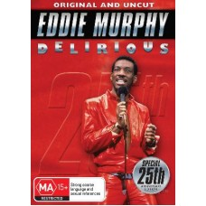 Eddie Murphy-Delirious : Movie (DVD) (General)