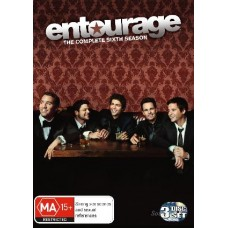 Entourage-Season 6 : Movie (DVD) (Television Series)