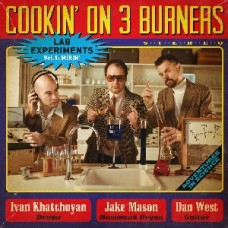 Cooking On Three Burners : Lab Experiments Vol 1-Mixin' (Vinyl) (Funk and Soul)