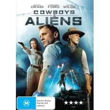 Cowboys and Aliens : Movie (DVD) (Movies)
