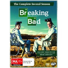 Breaking Bad Season 2 : Movie (DVD) (General)