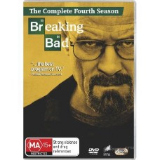 Breaking Bad Season 4 : Movie (DVD) (General)