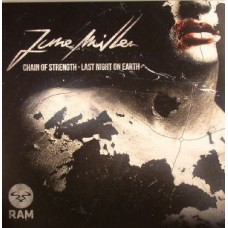 """Miller June : Chain of Strength / Last Night on Earth (12"""" Vinyl) (Drum and Bass)"""