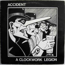 Accident : Clockwork Legion (Vinyl) (Punk)