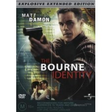 Bourne Identity-Spec Ed : Movie (DVD) (DVD)
