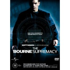 Bourne Supremacy : Movie (DVD) (Movies)