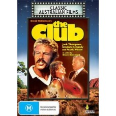 Club (1979) : Movie (Jack Thompson) (DVD) (Movies)