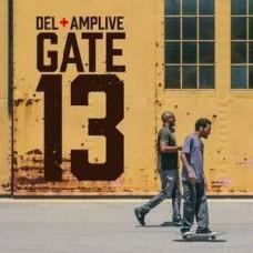 Del The Funky Homosapien : Gate 13 (Vinyl) (Rap and Hip Hop)