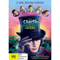Charlie And The Chocolate Factory (2005) : Movie (DVD) (Movies)