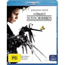 Edward Scissorhands (1990) : Movie (DVD) (Movies)