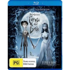 Corpse Bride : Movie (Blu-Ray) (BluRay) (Movies)