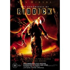 Chronicles Of Riddick : Movie (DVD) (Movies)