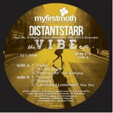 Distantstarr : Vibe Ep (Vinyl EPs) (Rap and Hip Hop)