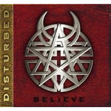 Disturbed : Believe (CD) (Heavy Metal)