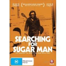 Searching For Sugar Man (Std Edn) : Doco (DVD) (Documentry)