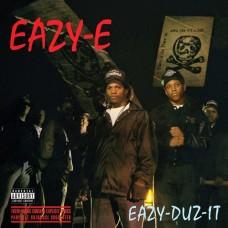 Eazy E : Eazy Duz It (Vinyl) (Rap and Hip Hop)
