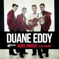 "Eddy Duane : Rebel Rouser / Stalkin (Rsd) (7"" Single) (Juke Box Retro)"