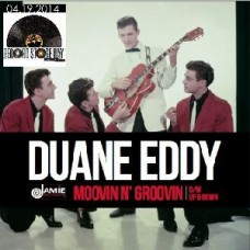 "Eddy Duane : Moovin N' Groovin / Up and Down (Rsd) (7"" Single) (Juke Box Retro)"