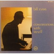 Evans Bill : Conversations With Myself (Vinyl) (Jazz)
