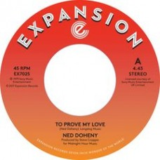 """Ned Doheny : To Prove My Love // Guess Who's Looking (7"""" Single) (Funk and Soul)"""