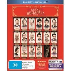 Grand Budapest Hotel : Movie (DVD) (Movies)