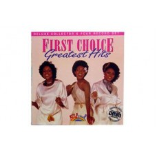 First Choice : Greatest Hits (4LP) (Box Sets) (Disco)