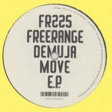 "Demuja : Move Ep (12"" Vinyl) (House)"