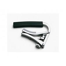 Shubb Steel String Capo Black : Capo (MUSICAL INSTRUMENT) (Musical Instrument)
