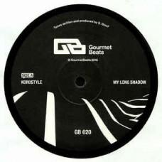 """Korostyle : Mind and Soul Body (12"""" Vinyl) (Dubstep)"""