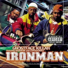 Ghostface Killah : Ironman (Vinyl) (Rap and Hip Hop)