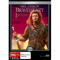 Braveheart (Special Edition) : Movie (DVD) (Movies)