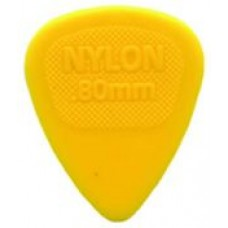 Nylon Picks Yellow (.85mm) : Guitar Pick (Grover Allman) (Guitar Picks) (Accessories)