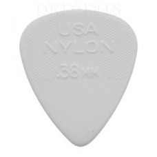 Nylon Picks White (.65mm) : Guitar Pick (Grover Allman) (Guitar Picks) (Accessories)