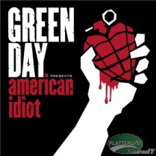 Green Day : American Idiot (CD) (Punk)